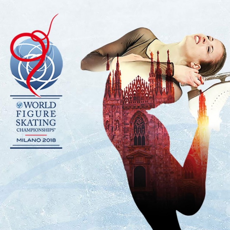 2 Tickets to White Friday at the 2018 World Figure Skating Championships