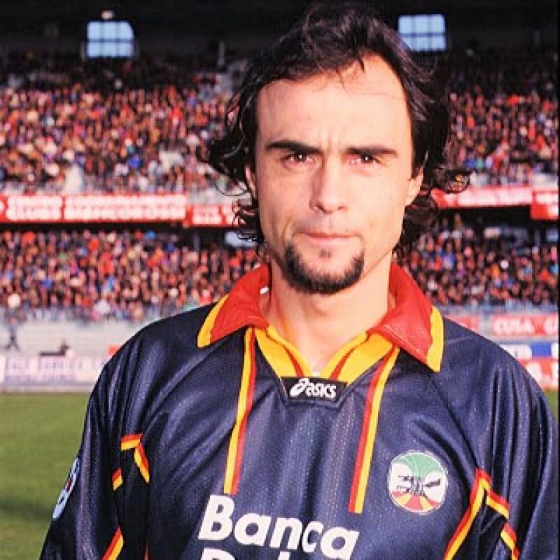 Maglia gara Giannini Lecce, 1997/98