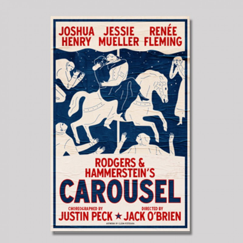 "Sit in the Orchestra Pit at ""Carousel"" on Broadway and Meet Music Director Andy Einhorn, Plus Hotel and Dinner"