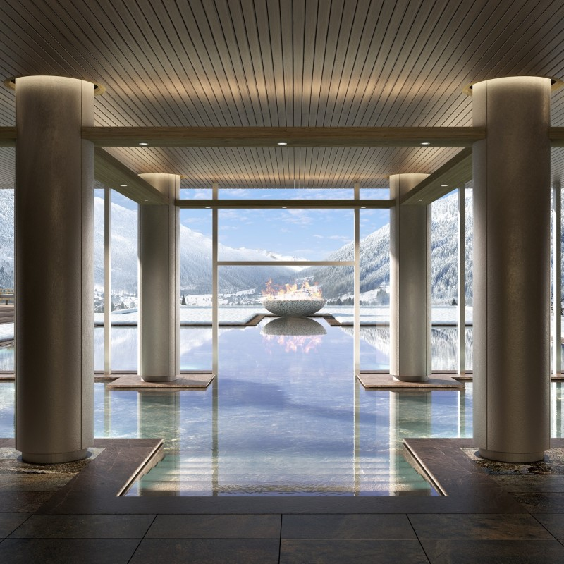 A Night for Two at Lefay Resort & SPA in Italy