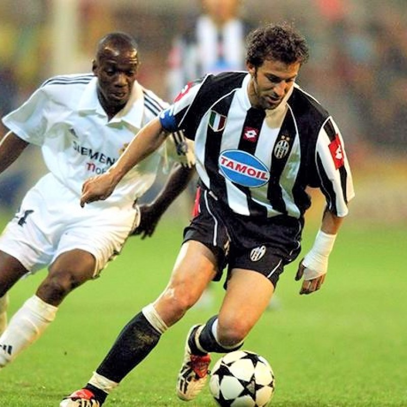 Maglia gara Del Piero Juventus, 2002/03 - Autografata