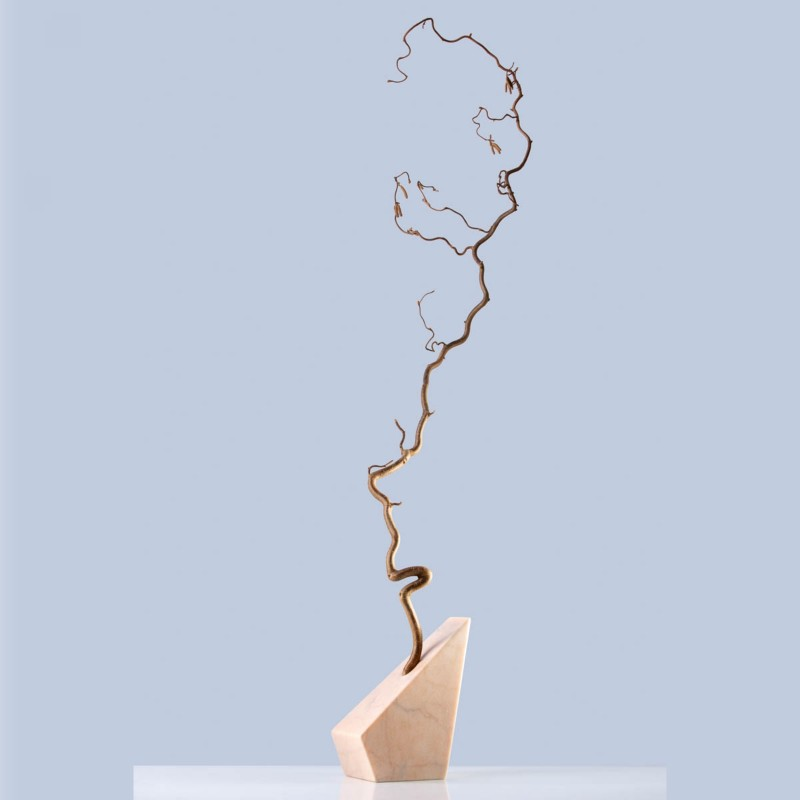 Convivio Diamond Vase by ESPIdesign