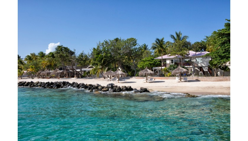 Enjoy a Week of Luxury at the Palm Island Resort and Spa