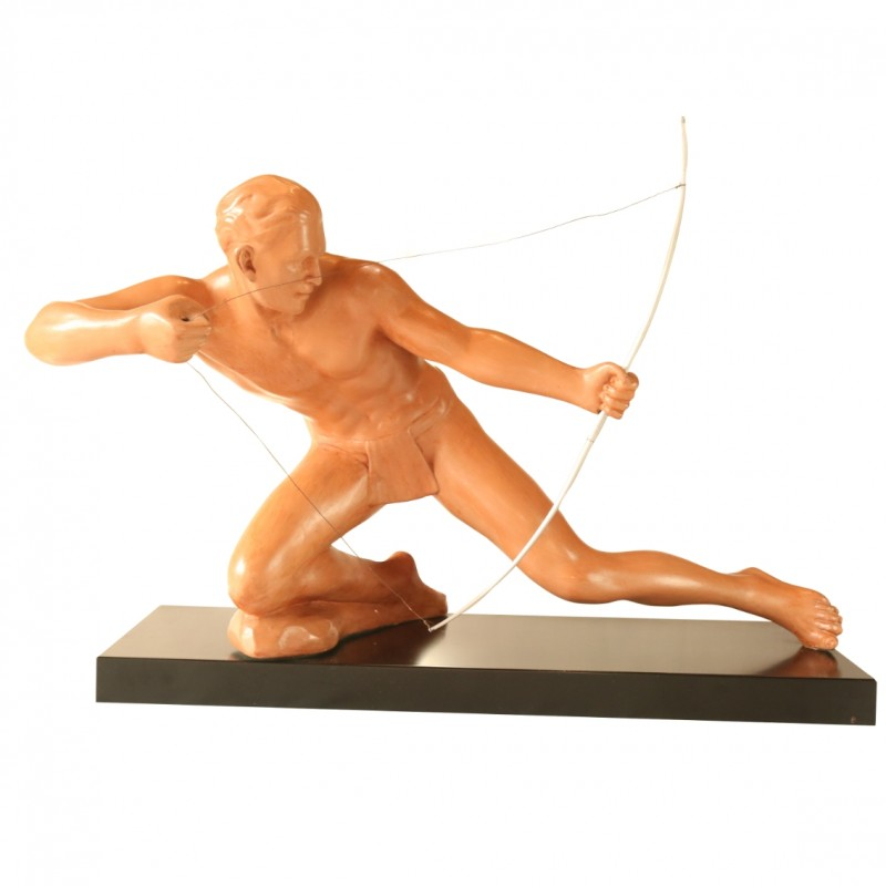Terracotta Sculpture of Archer, Anon.