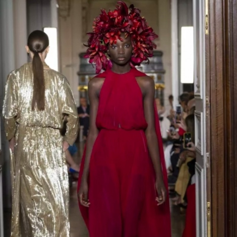 Attend the Valentino Haute Couture Show in Paris