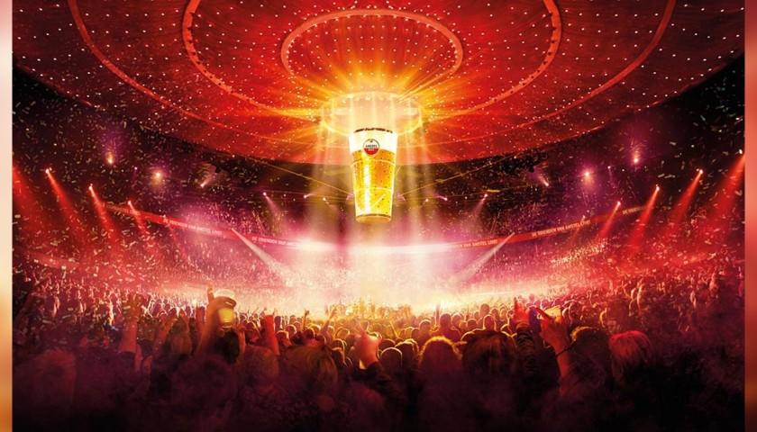 Vip Package For 4 For The Vrienden Van Amstel Live Charitystars