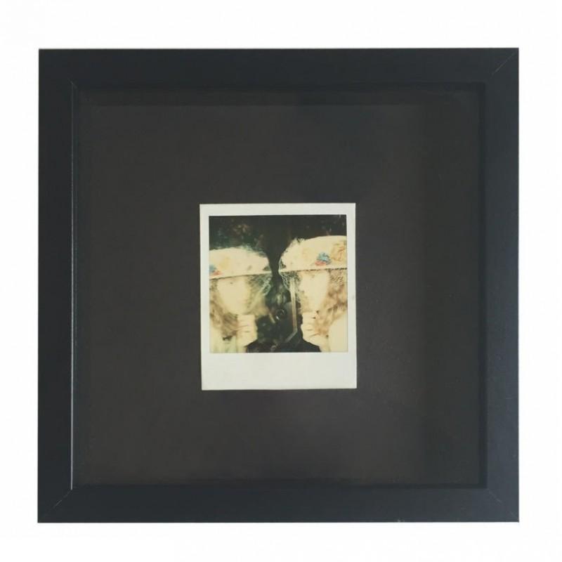 Lot 31 - Polaroid realized by Mario Schifano