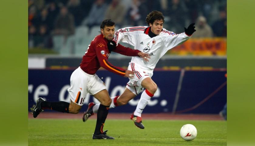 Kaka's Official AC Milan Signed Shirt, 2003/04