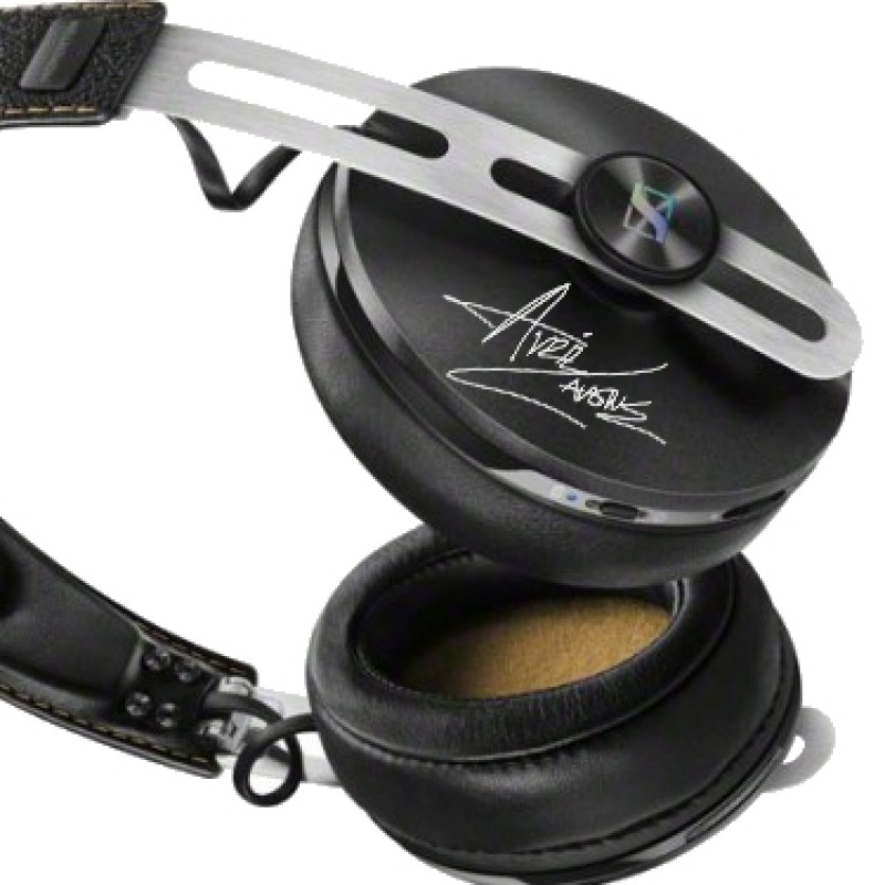Avril's Autographed Headphones