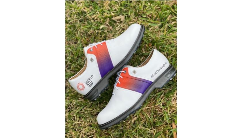 Justin Thomas - Golf Shoes