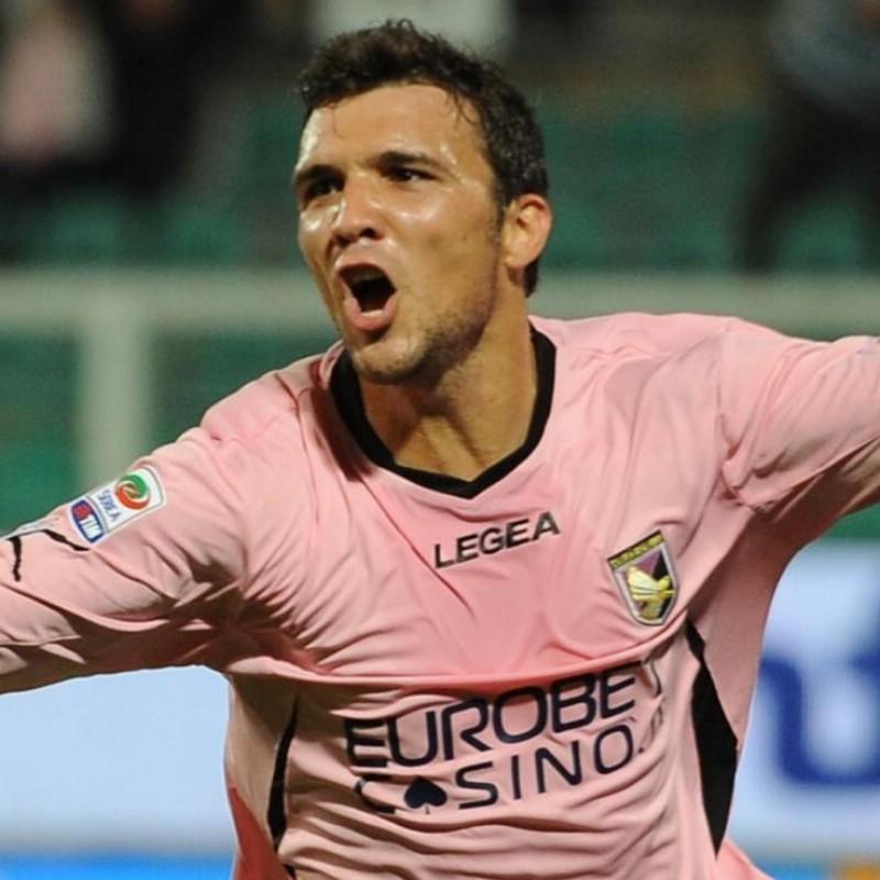 Maglia gara Bertolo Palermo, Serie A 2011/12