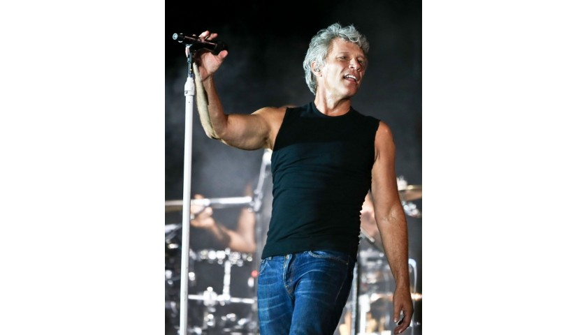 Meet Bon Jovi with a Las Vegas Experience for 2