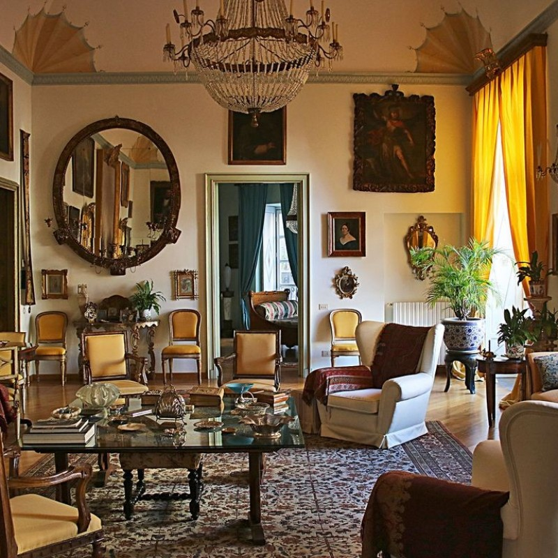 """Overnight Stay at the """"Bella Palermo"""" Home Museum"""