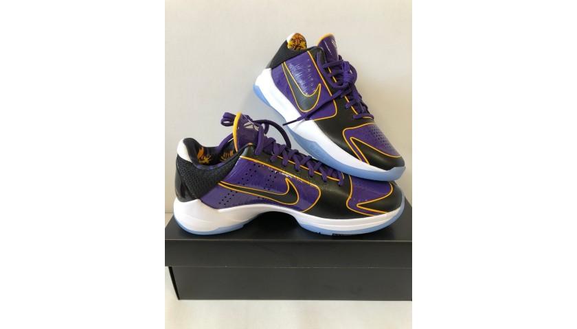 """Kobe 5 Proto"" Nike Boots"