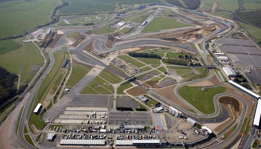 Porsche Driving Experience at Silverstone