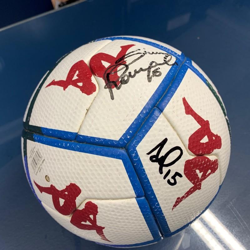 Pallone Kombat, Empoli-Reggiana 2020 - Autografato