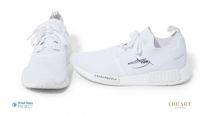 Eminem Signed Shoes