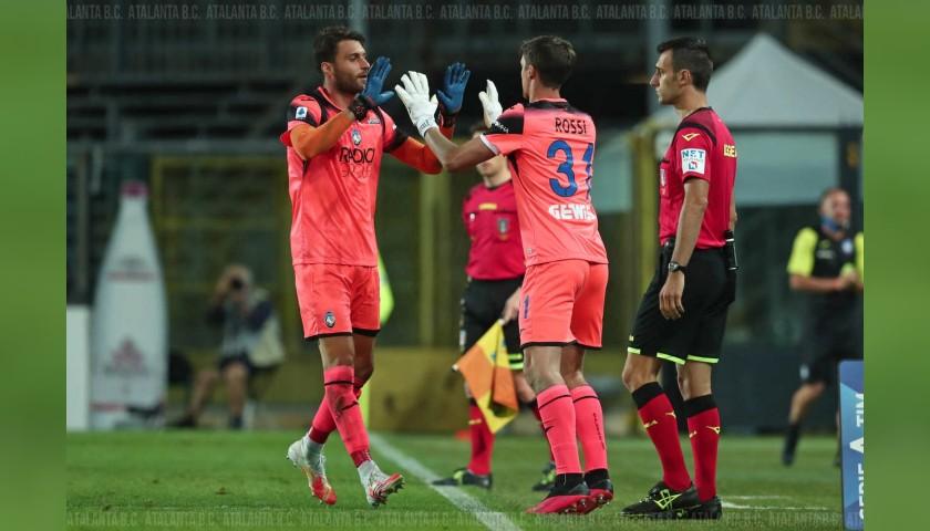 Rossi's Match-Issued Shirt, Hellas Verona-Atalanta 2020