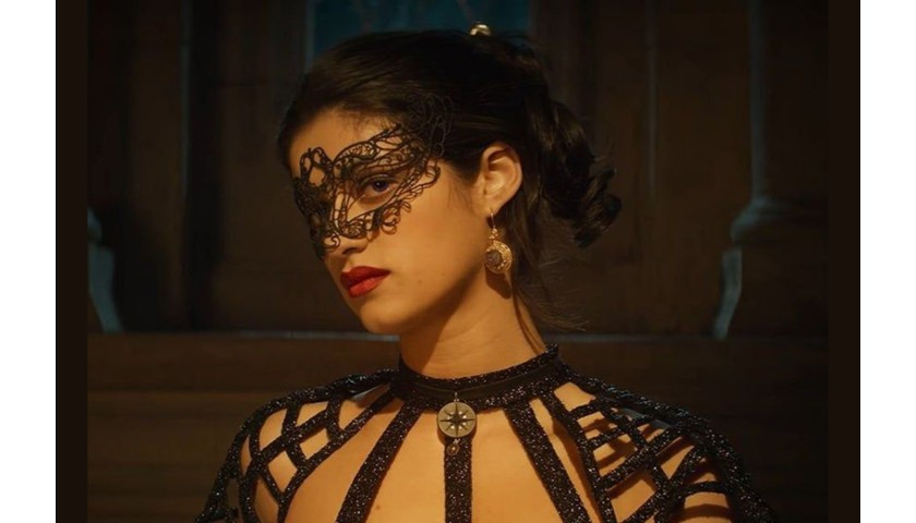 Anya Chalotra - Yennefer of Vengerberg's Mask From The Witcher