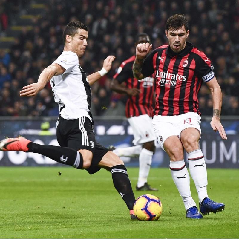 Enjoy the Juventus-Milan Match with Hospitality