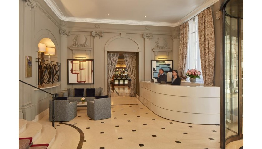 Majestic Hotel-SPA Champs-Elysees 3-Night Stay