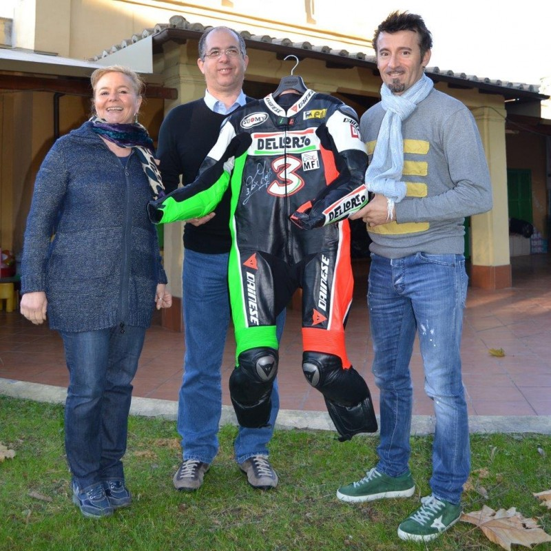 A Day with Max Biaggi