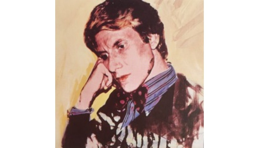 """""""Yves Saint Laurent"""" by Andy Warhol"""