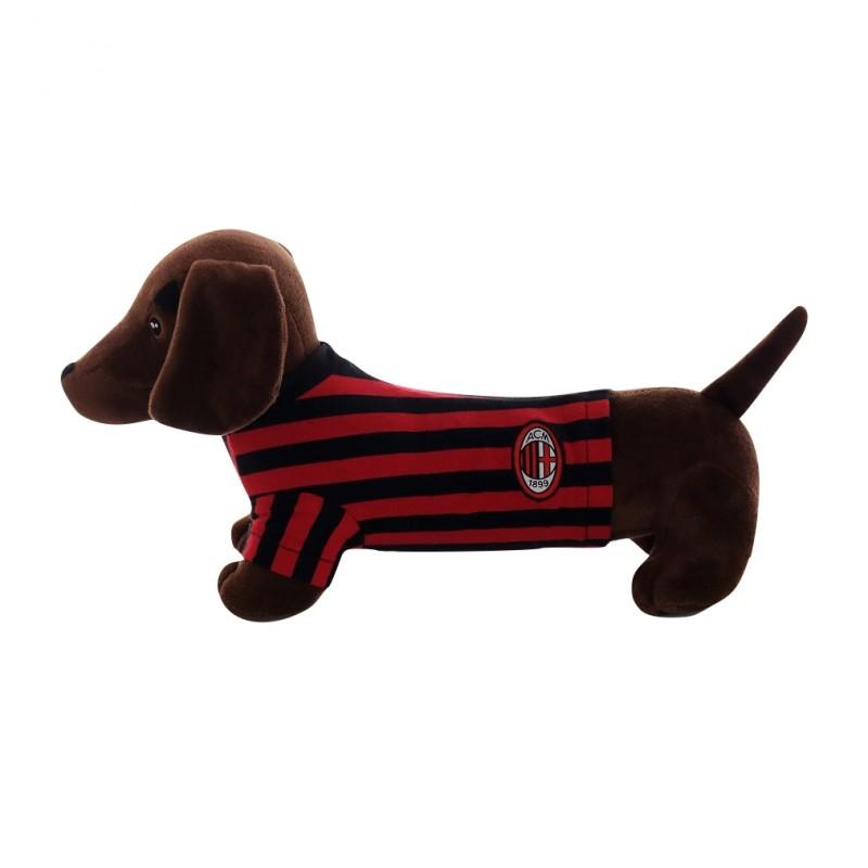 Harmont & Blaine AC Milan Cuddly Toy Dog