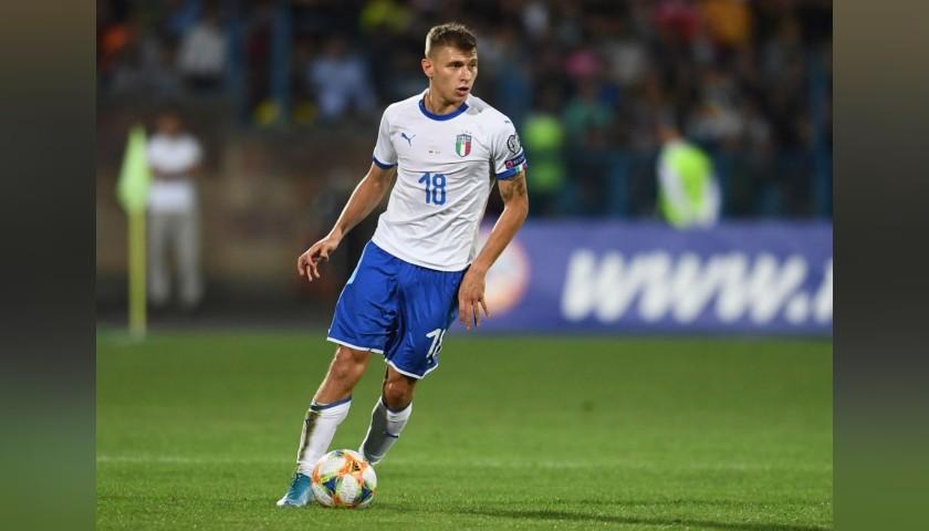 Barella's Match Shirt, Armenia-Italy 2019