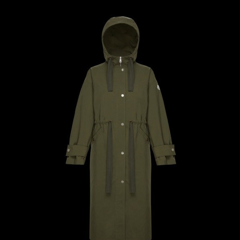 Women's Parka SS 2018 by Moncler