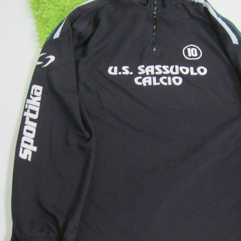 Zaza Sassuolo worn training sweatshirt