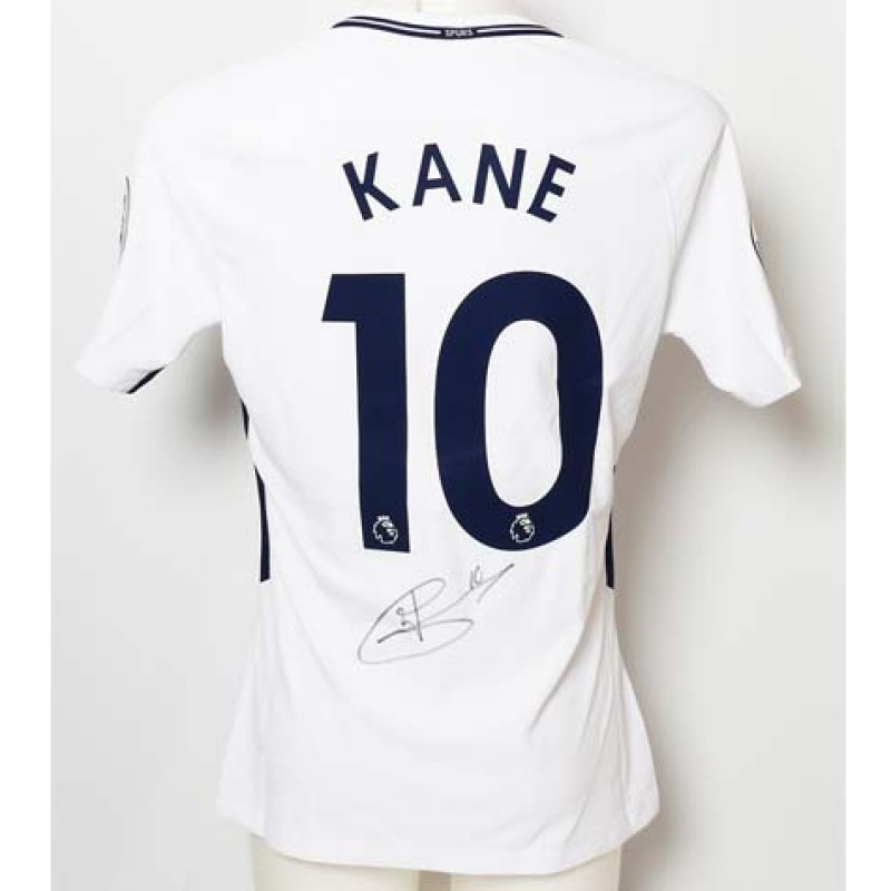 Official Boxed Harry Kane Tottenham Hotspur FC Signed New Unworn Home Shirt