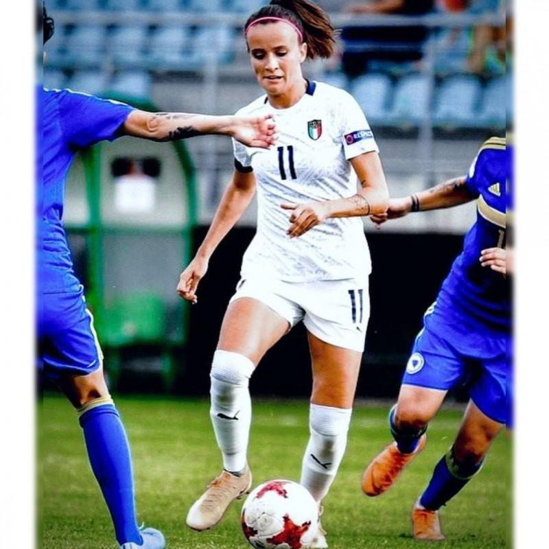 Bonansea's Match Shirt, Bosnia-Italy 2020