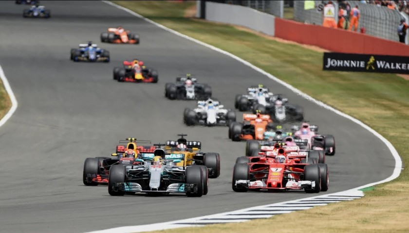 British Grand Prix 2018 Race Experience for Two