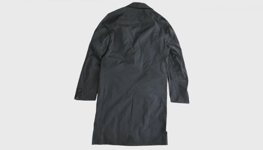 Marco Parolo's Italy National Football Team Trench Coat