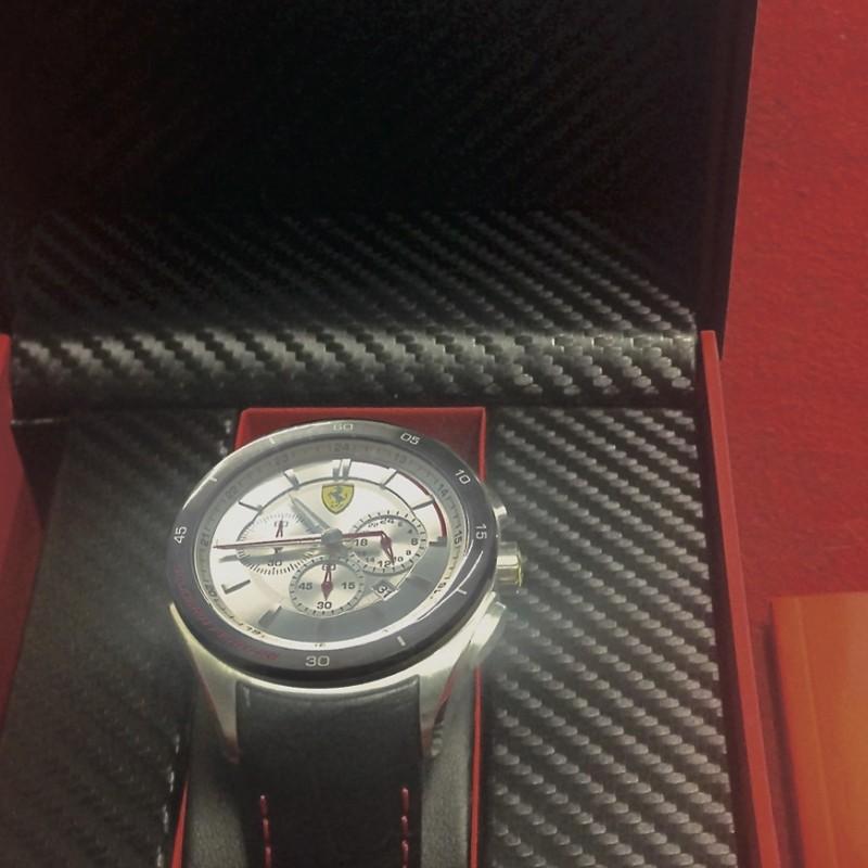 Official Ferrari Watch