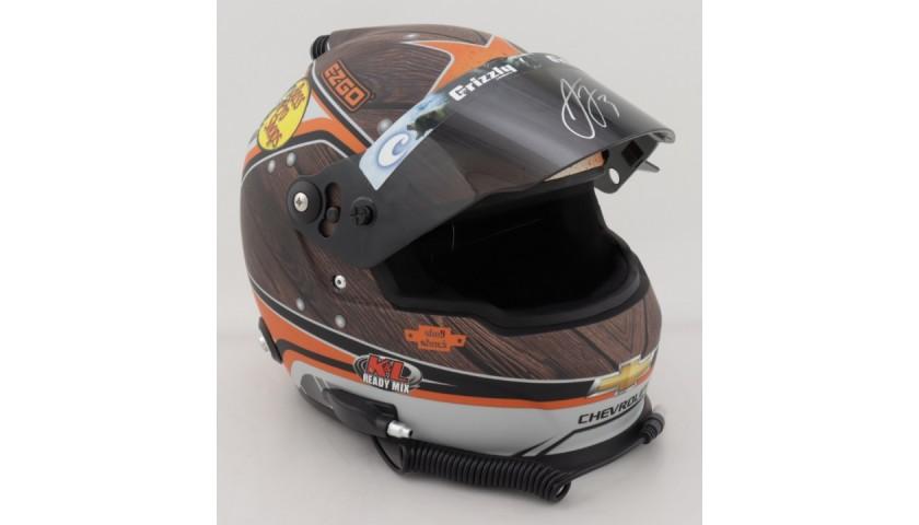 Austin Dillon Signed NASCAR Helmet