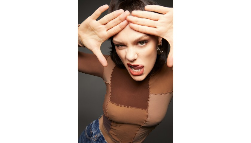 Win a Personalized Video Performance by Jessie J