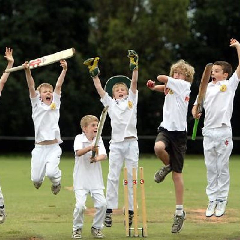 Exclusive Kids Cricketing Masterclass Experience with England Cricket Heroes Steve Finn and Nick Compton