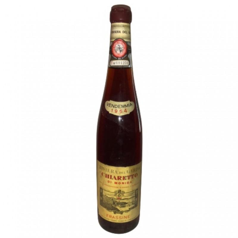 Bottle of Chiaretto di Moniga, 1964 - Frassine