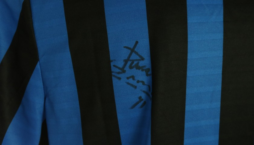 Official Atalanta Signed Shirt, 2019/20