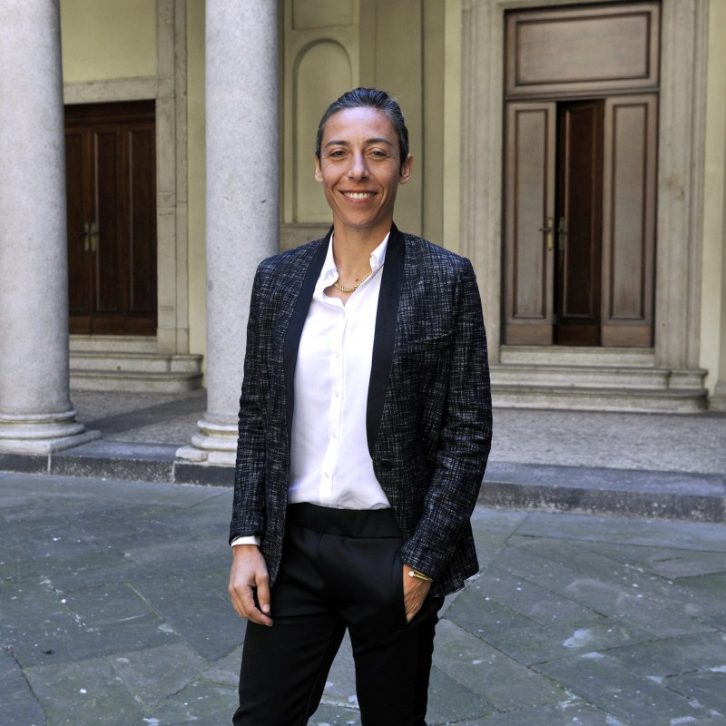 Receive a Personalized Video Message from Italian Tennis Champion Francesca Schiavone