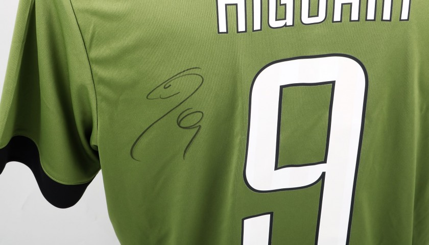 Official 2017/18 Juventus Shirt Signed by Higuain