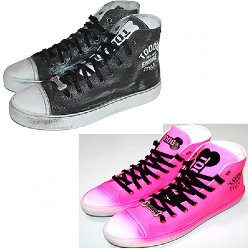 Two Pairs of Toodog Sneakers