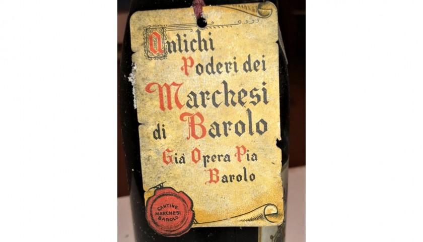 Bottle of Barolo, 1961- Marchesi di Barolo