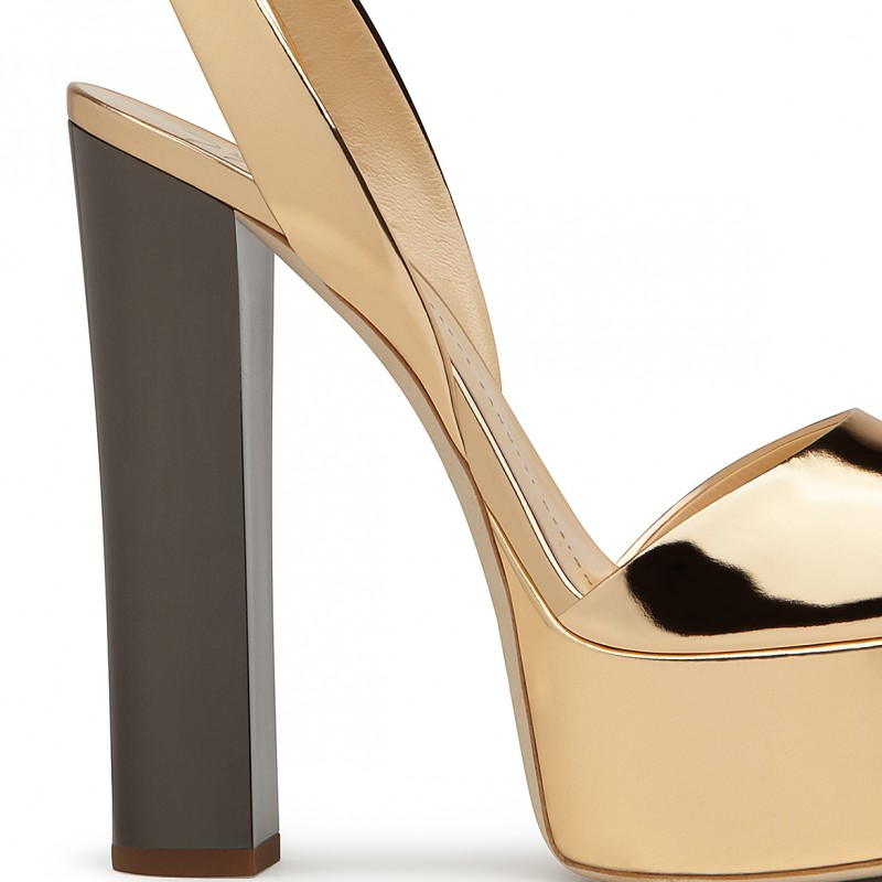 Giuseppe Zanotti's Iconic Shoes Personalized by the Designer