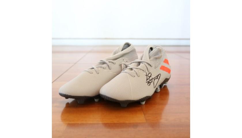 Adidas Nemeziz Boots - Signed by Antonio Candreva