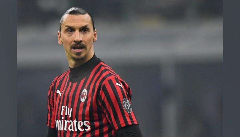 Nike Mercurial Boots - Signed by Zlatan Ibrahimović