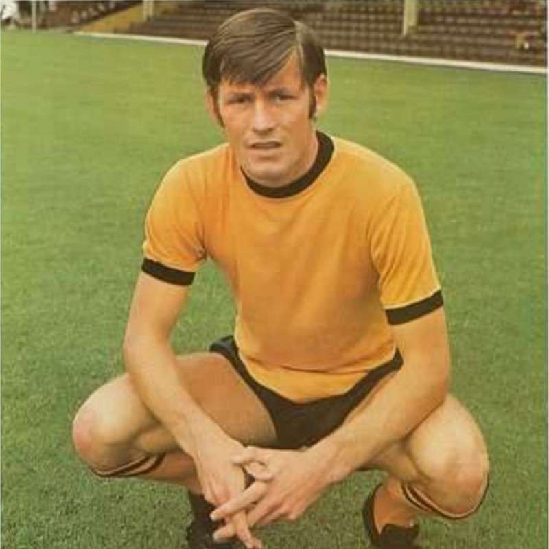 Derek Dougan's Wolverhampton Match Shirt, 1960s