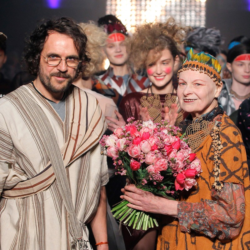 Exclusive Dinner with Vivienne Westwood and Friends